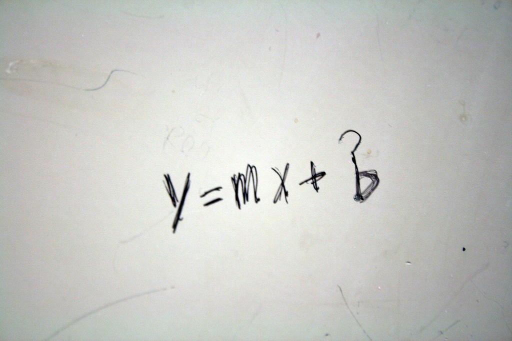 equation by Quinn Dombrowski
